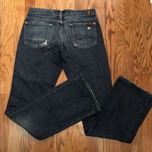 7 for All Mankind Size 29 Jeans